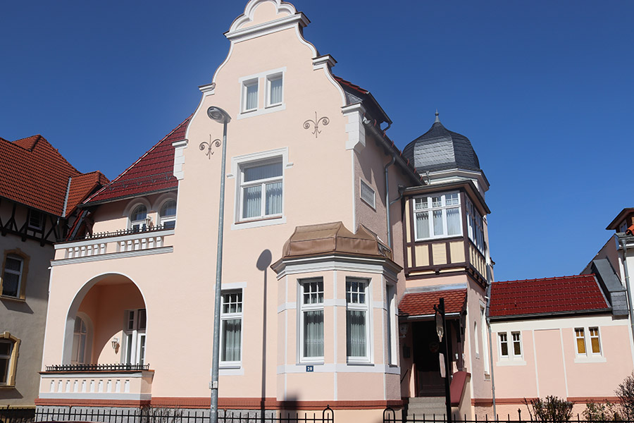 Pension in Wernigerode